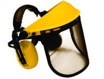 Obličejový štít se sluchátky MTD 9101035