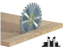 Pilový kotouč na dřevo a dřevěné materiály pro pilu KS 60 - Festool 216x2,3x30 W36 - 216mm, 36z
