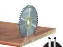 Pilový kotouč na dřevo s jemnými zuby pro pilu KS 60 - Festool 216x2,3x30 W60 - 216mm, 60z