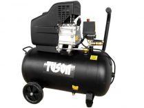 Olejový kompresor TUSON 130017 - 8bar, 1.5kW, 180l/min, 50l, olejové mazání s přímým náhonem