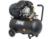 Olejový kompresor TUSON 130024 - 8bar, 2.2kW, 350l/min, 50l, olejové mazání s přímým náhonem