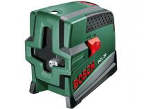 Bosch PCL 20 Křížový laser 10m, 0.6kg