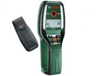 Multidetektor Bosch PMD 10 detektor oceli, mědi, el.vedení, dřeva