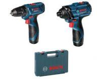 Sada aku nářadí Bosch GSR 120-LI + GDR 120-LI Professional - 12V