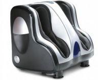 Masážní stroj na nohy HANSCRAFT 2D Footy - stříbrný