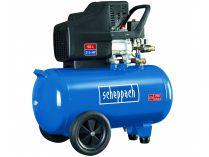 Olejový kompresor Scheppach HC 51 - 10bar, 179l/min, 50l, 30kg
