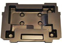 Plastová vložka do kufru Makita Systainer Makpac Typ 3 pro hoblík Makita KP0800, KP0810