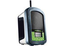 Aku stavební rádio Festool BR 10 DAB+ bez aku, 10.8V-18V, bluetooth, 0.7kg