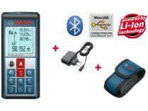 Bosch GLM 100 C Professional laserový měřič vzdálenosti s integrovaným sklonoměrem