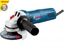 Úhlová bruska Bosch GWS 750-125 Professional - 125mm, 750W, 1.8kg + dárek