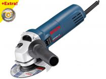 Úhlová bruska Bosch GWS 850 CE Professional 125mm, 850W, regulace + dárek