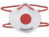 Respirátor Kreator KRTS1001V - nižší ochrana FFP1, 2ks
