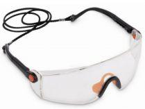 Ochranné brýle s řemínkem Kreator KRTS30010 - široké prosvětlení, nastavitelná stranice