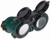 Svařovací brýle Kreator KRTS30005 - ventilace, nastavitelný pásek