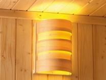 Světla a osvětlení do sauny