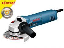 Úhlová bruska Bosch GWS 1400 Professional - 125mm, 1400W + dárek