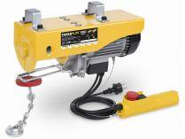 Zdvihací zařízení (kočka) Powerplus POWX903 - 1300W, 400-800kg max., 6-12m
